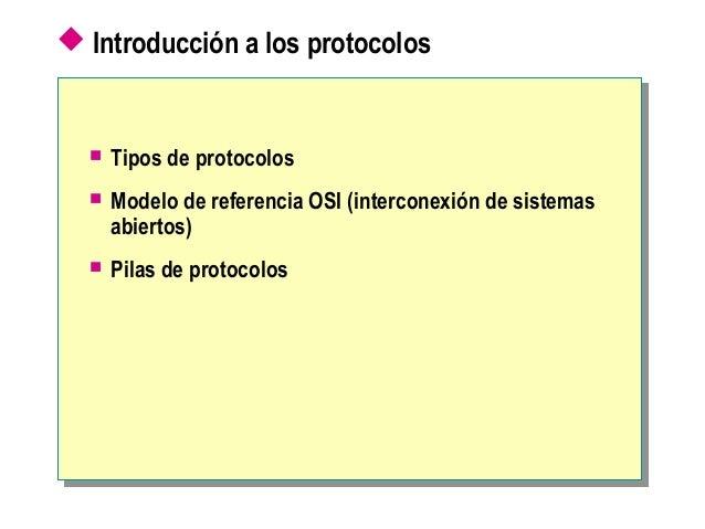 3.  protocolos de red Slide 3