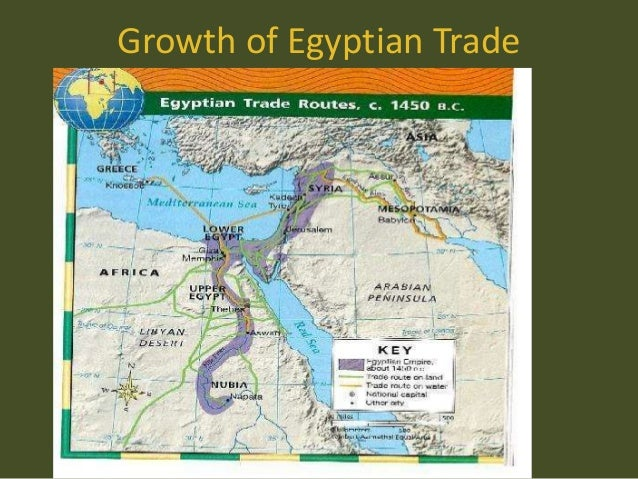 Middle Kingdom Egypt - Map of egypt during the middle kingdom
