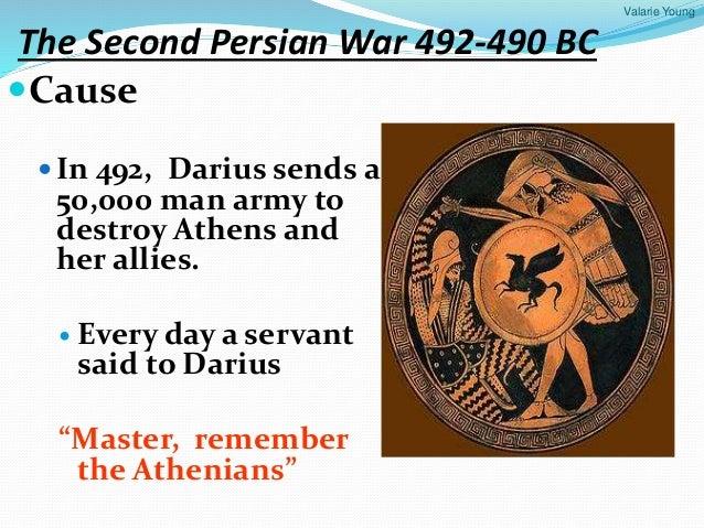 who won the persian war