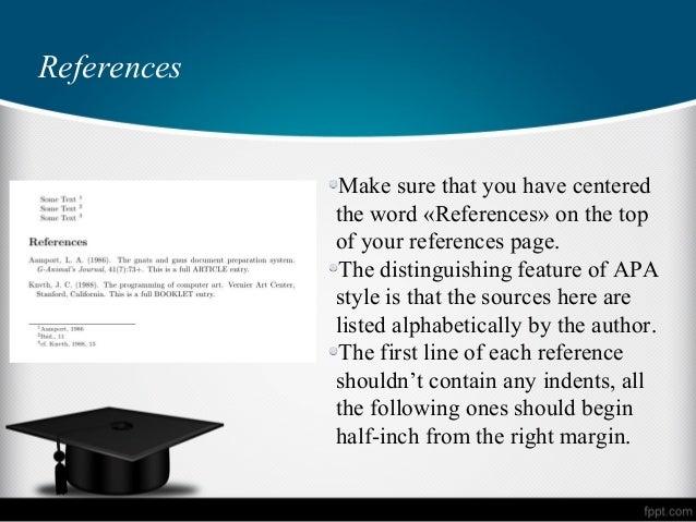 apa research paper tutorial