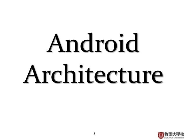 Basic Android OS
