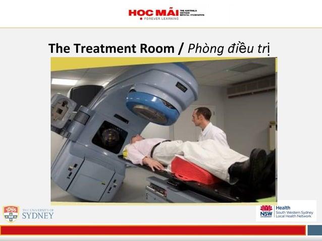 The Treatment Room / Phòng đi u trề ị