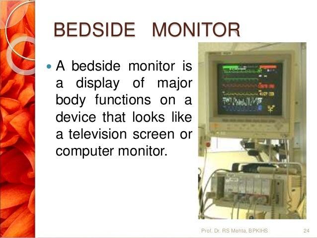 3  monitoring &