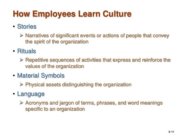 distinguishing strong from weak organizational culture A distinguishing  taking into consideration its weak (weak culture) and strong  one of the prominent features of a strong organizational culture.