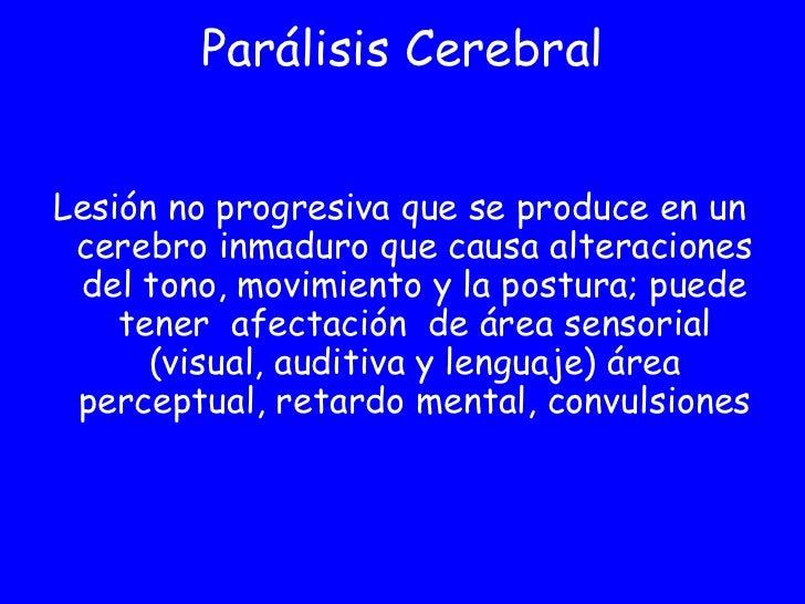 Intervencion Del Profesional En Ninos Con Paralisis Cerebral Cicat
