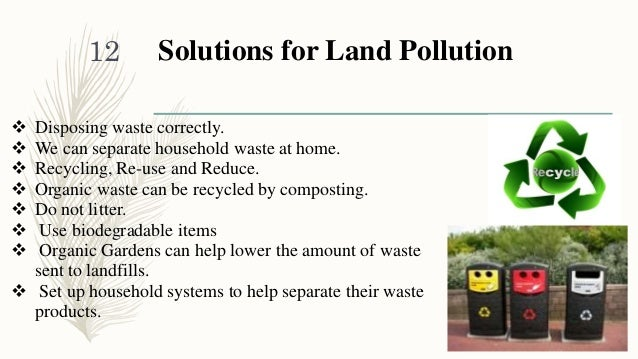 pollution caused by urbanization and its solutions essay Environmental pollution is one of the most common essay topics essay on pollution can be quite a causes, and effects of pollution solutions to pollution.