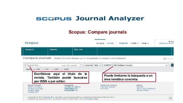 Preselección de la revista Escribimos aquí el título de la revista. También puede buscarse por ISSN o por editor. Puede li...