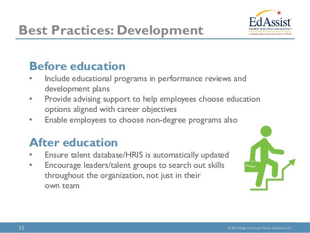 New Research: Employee Education Improves Talent Outcomes