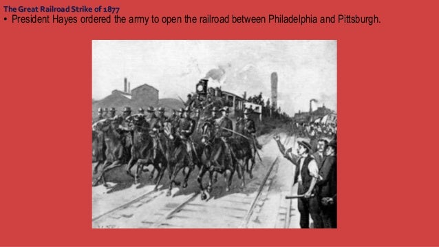 "gunfire and brickbats the great railway strikes of 1877 Date (week) monday block day thursday friday 1/8-1/12 ch 17 ""gunfire and brickbats: the great railway strike of 1877"" pdf ""robber barons and rebels- howard zinn."