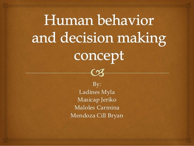 decision making behavio Speed-accuracy tradeoff (sat) is an adaptive process balancing urgency and  caution when making decisions computational cognitive.