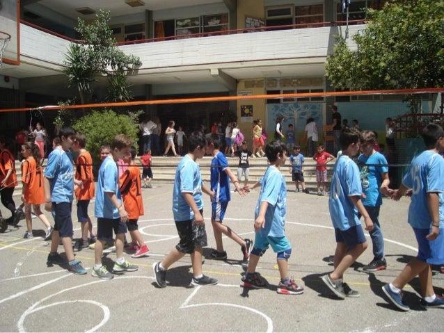 3ο σχολικό πρωτάθλημα βόλεϊ
