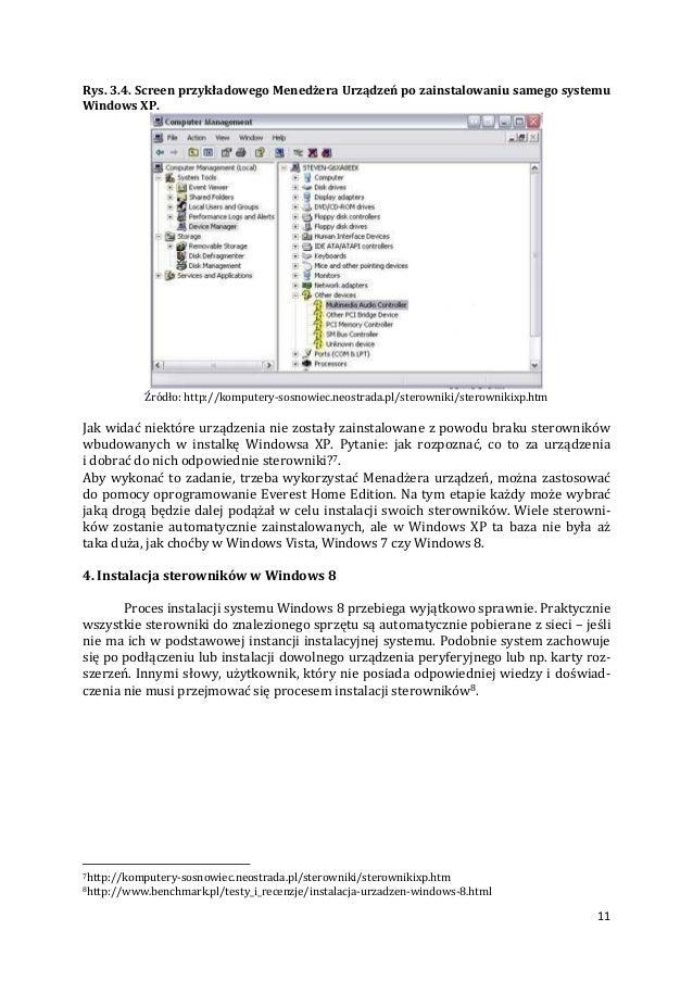 Podłączenie i uruchomienie wikipedii