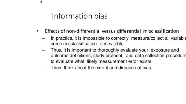 Epiville: Bias -- Data Analysis Questions