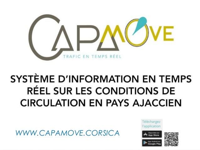 WWW.CAPAMOVE.CORSICA