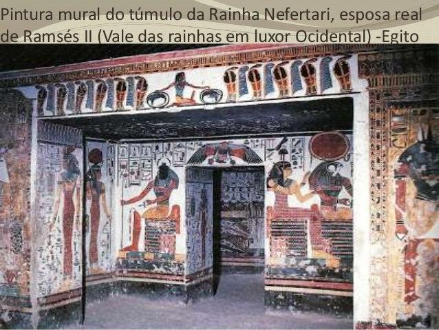 Cena familiar no Antigo Egito.