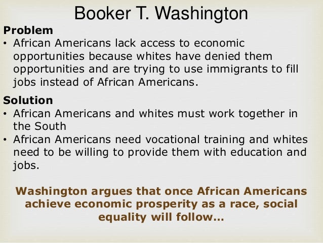Booker T Washington V Web Dubois Venn Diagram Doritrcatodos