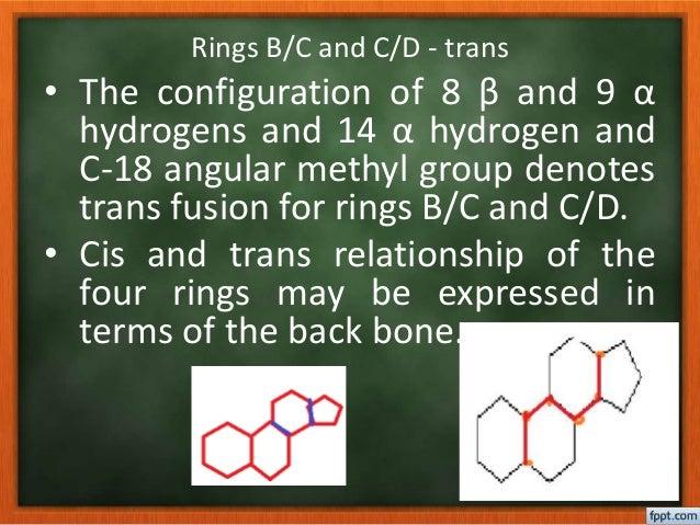 Stereochemistry of steroids tom platz steroids