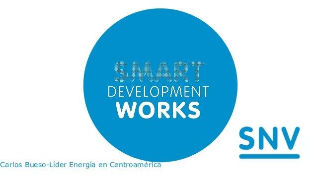 Carlos Bueso-Líder Energía en Centroamérica