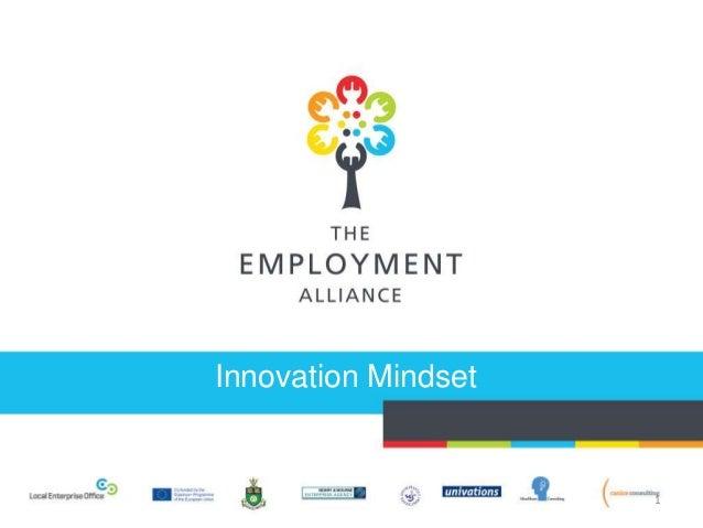 Innovation Mindset 1