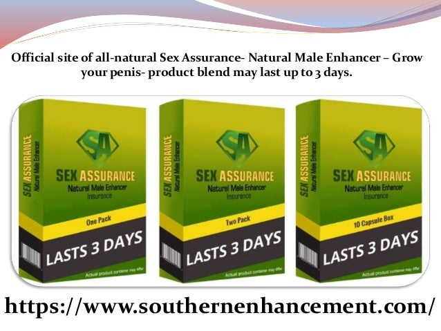 male stamina products