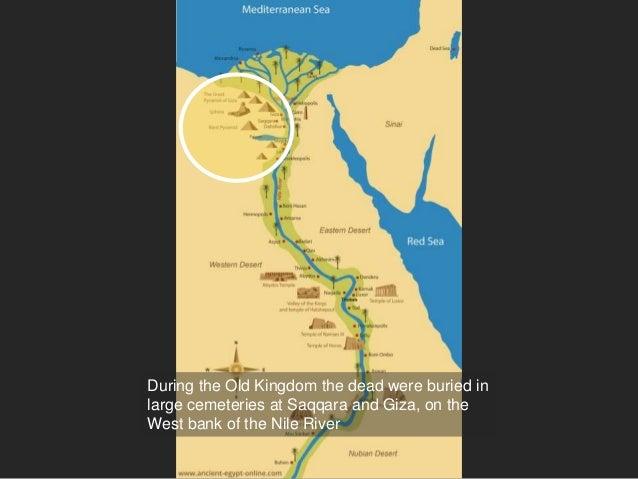 Old Kingdom Egypt Royal Tombs