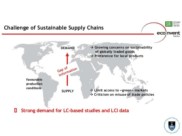 Trust in Transparency! 10 Slide 10 Challenge of Sustainable Supply Chains DEMAND SUPPLY Growing concerns on sustainability...