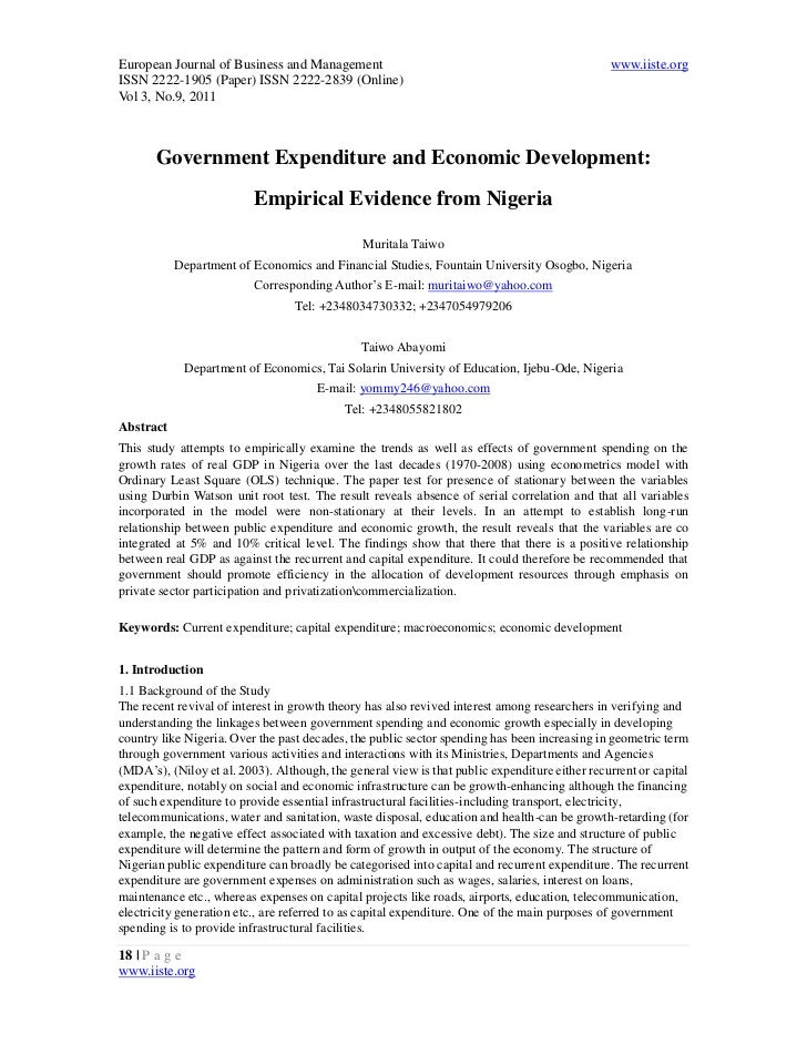authotarian government and economic development Political institutions, economic growth, and democracy: the substitute effect  regardless of any preconditions or stages of economic development in other words, does a new democracy tend to.