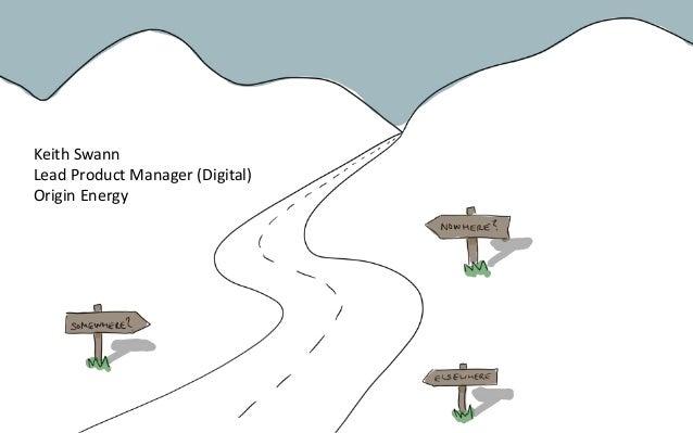 Keith Swann Lead Product Manager (Digital) Origin Energy