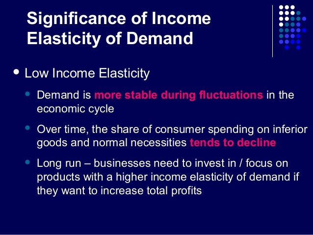 demand elasticity of luxury automobiles essay Market demand and elasticity tank up is a local quick mart gas station on route 12, a fairly busy highway most days of the week tank up is the last station eastbound just prior to the entrance ramp to the expressway.