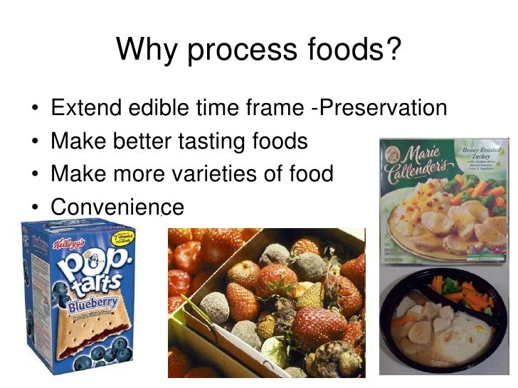 a history of food and food processing History of food processing mclachlan t  food preservatives food technology/history food-processing industry/history frozen foods.