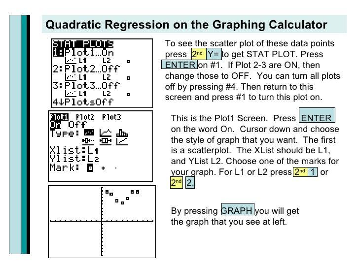 3 1 Quadratic Functions
