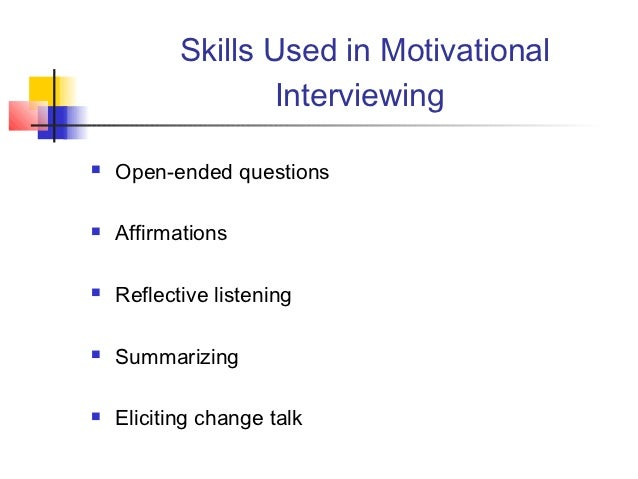 Motivational Interviewing Whos Driving the Change – Motivational Interviewing Worksheets