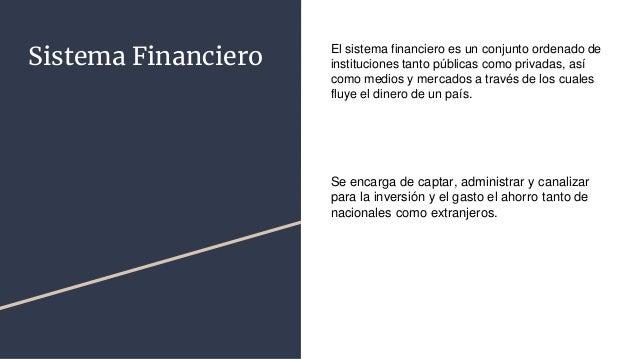 3.1 diagrama de la estructura del sistema financiero mexicano Slide 2