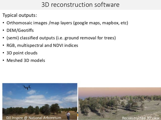 From Pixels To Point Clouds Using Dronesgame Engines And Virtual R - Us national arboretum google maps