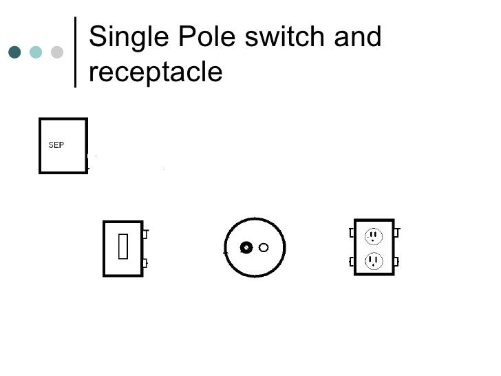 3 24 3-way & outlet wiring Single Pole Switch Wiring on single pole light, single pole gfci, single pole generator, gfci outlet wiring, single pole capacitor,