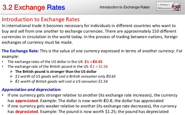 eco unit 11 exchange rates quiz The ib economics hl course on the economics classroom includes the following unit 11: the macroeconomic unit 16: exchange rates unit 17: balance of.