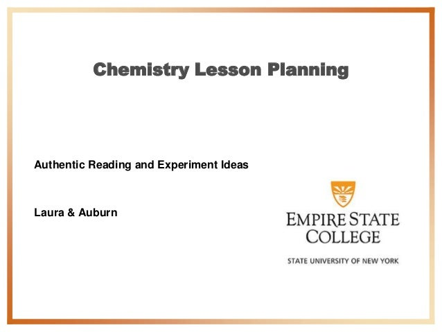 college experiment ideas