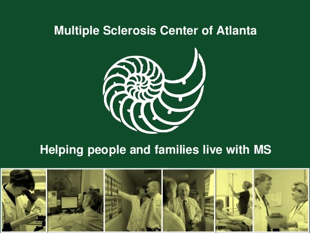 Multiple Sclerosis Center of AtlantaHelping people and families live with MS