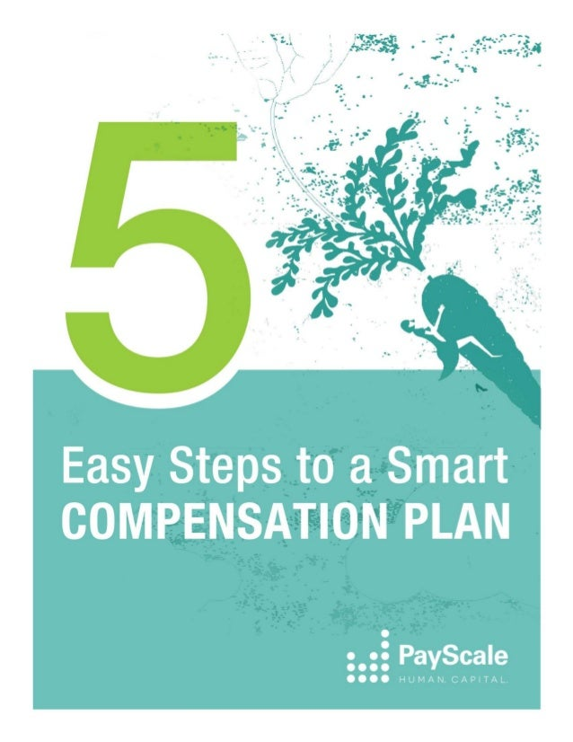how to create a compensation plan