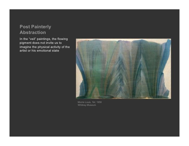 33 post painterlyabstraction morris louis tet 1958whitney museum 15 stopboris Gallery