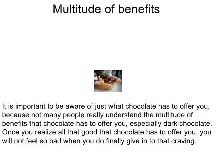 How Do You Make Dark Chocolate Sweeter