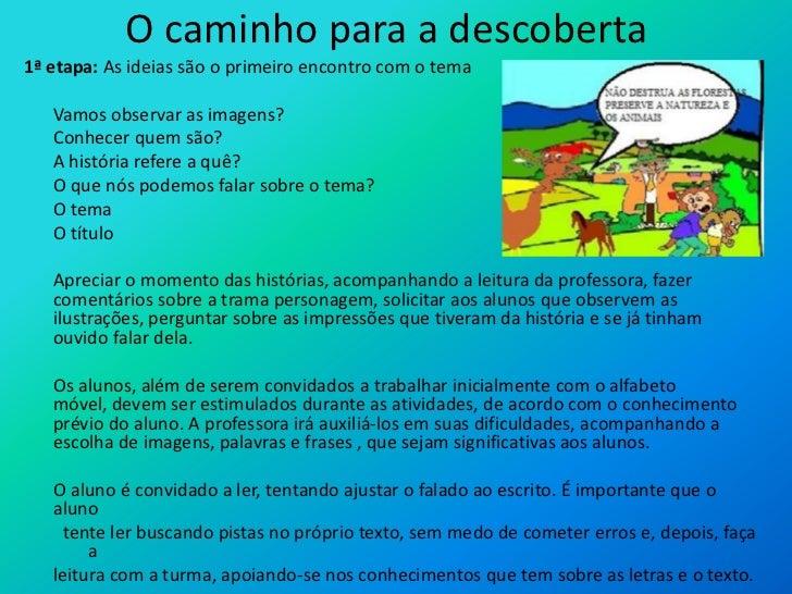 34 Apresentação Projeto Aprender A Preservar O Meio Ambiente Com Os