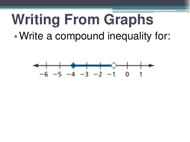 Write a compound inequality conflict context essay the quiet american