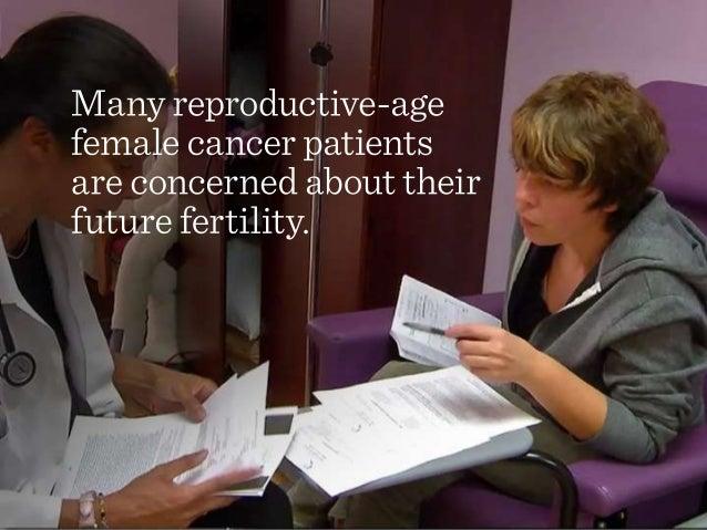 Fertility Risks and Preservation Options for Women: Before Cancer Treatment Slide 2