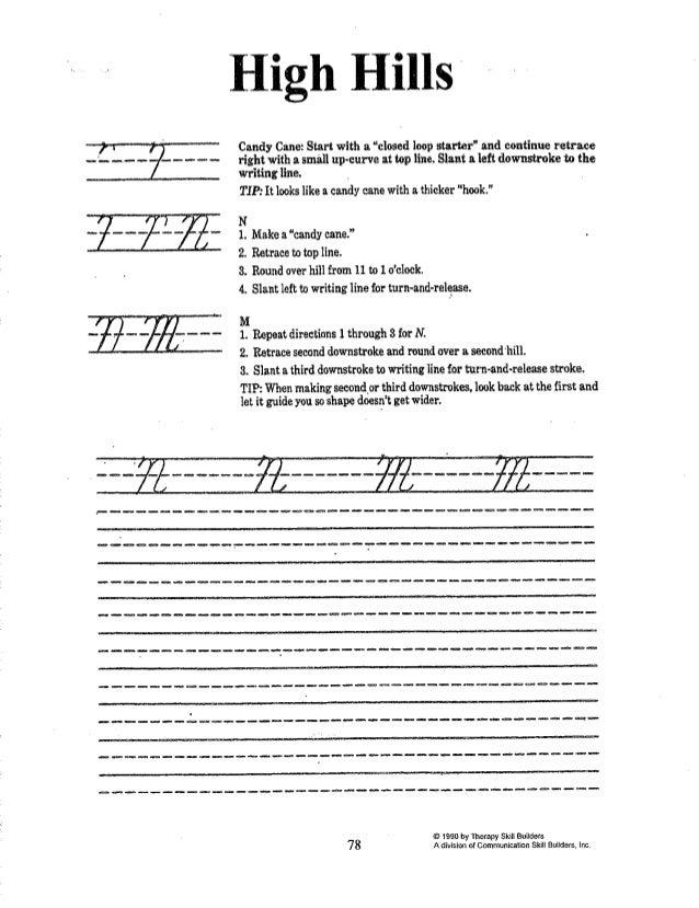 3 5 handwritingguide – 3 Line Writing Paper