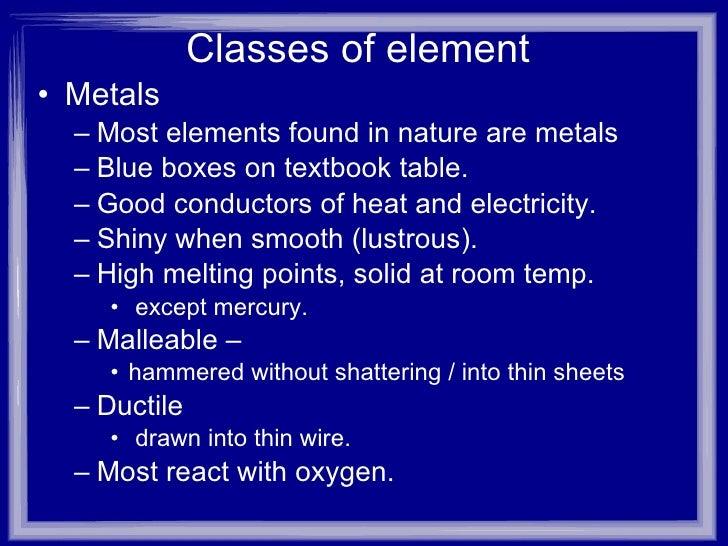 3 6 Modern Periodic Table