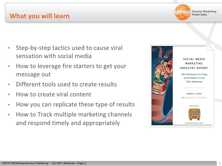 Using Social Media and Content to Improve SEO Slide 2