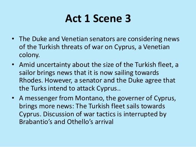 othello act iii scene iii analysis