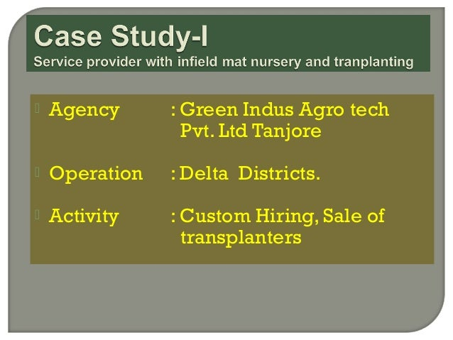 1414 - Development of SRI Transplanter - TN-IAMWARM Experiences