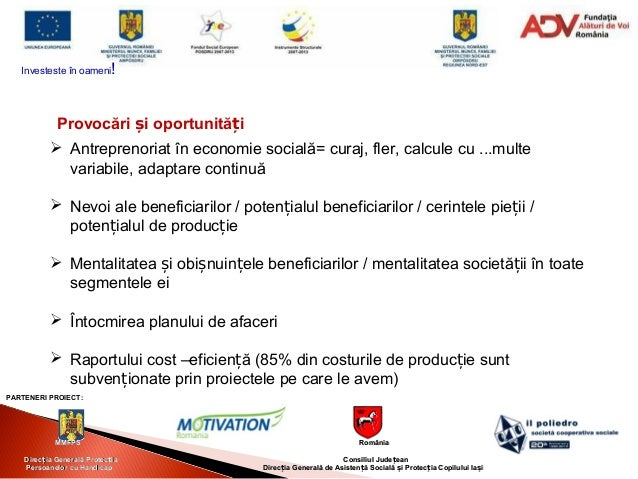 Antreprenoriat in economie sociala prin dezvoltarea unui nou serviciu- depozit de arhivare Slide 2